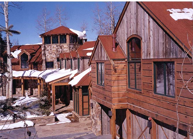 luxury golf homes and ski in telluride