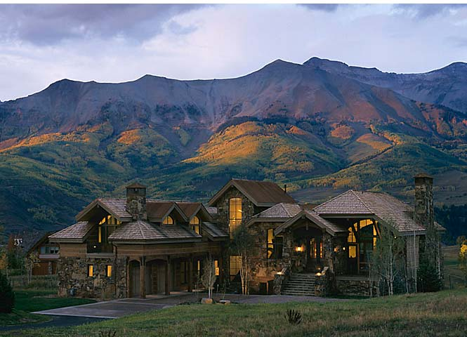 Telluride Colorado Dream Homes