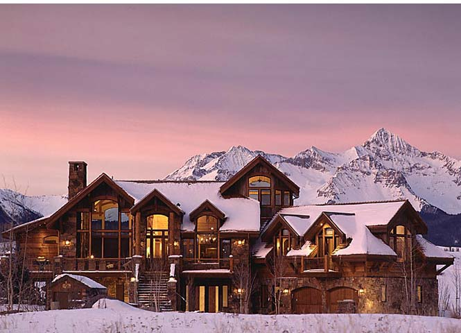 Telluride real estate see forever lodge for Telluride houses for sale